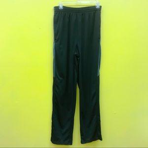 Athletic Works Black Training Pants Sz Medium